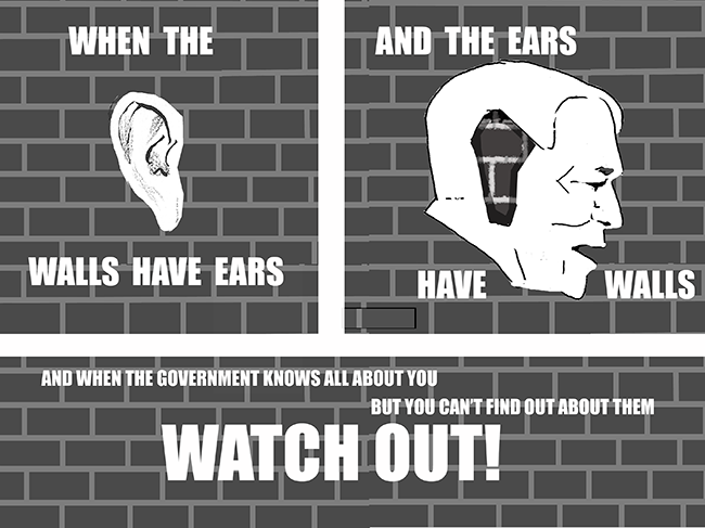 2013 – Massive Surveillance