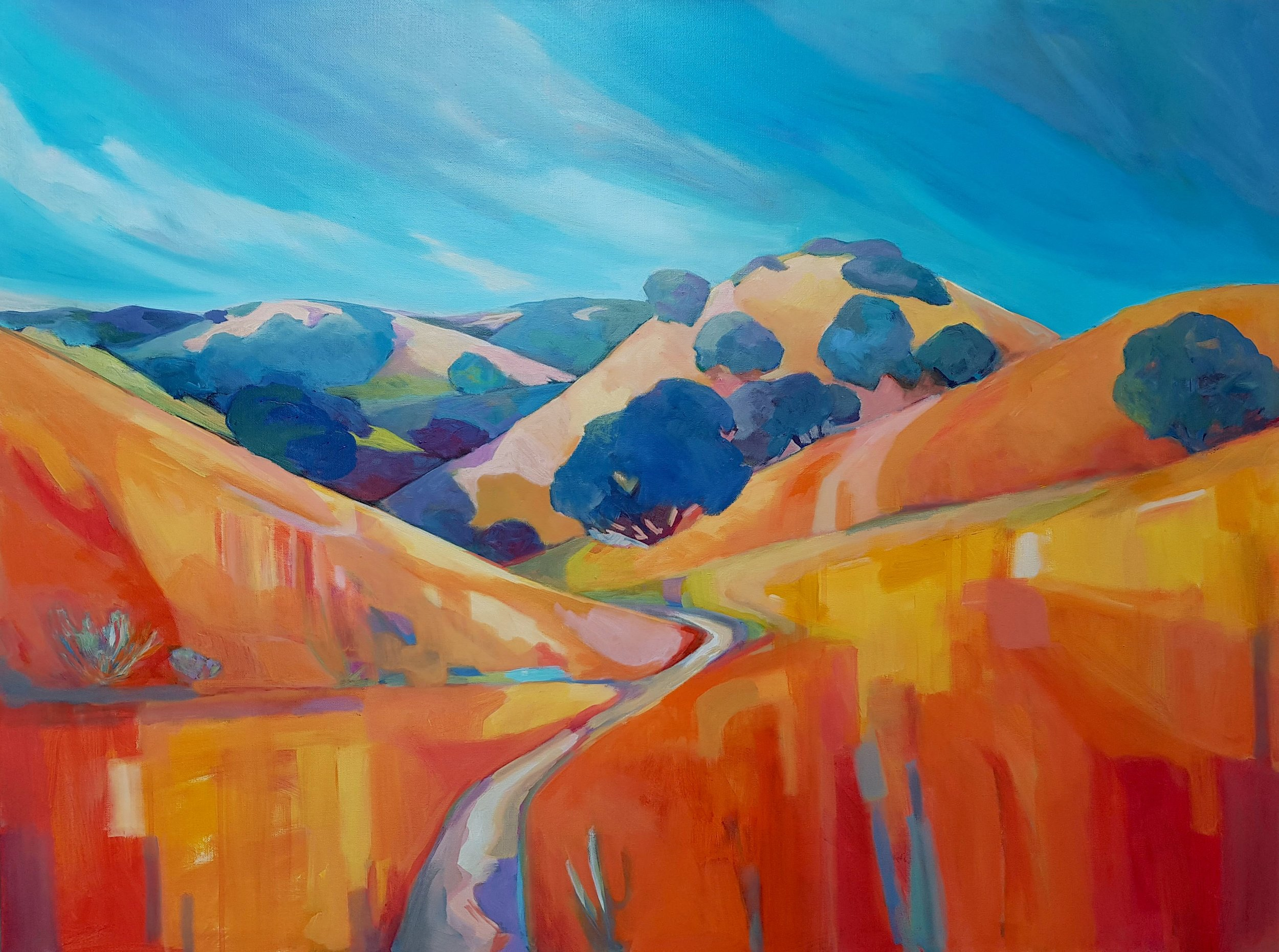 """40""""x30"""" SOLD"""