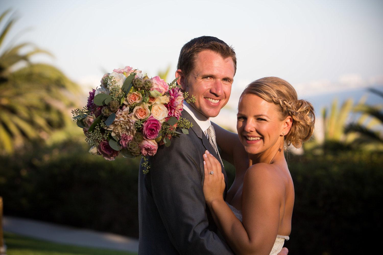 Bel-Air Bay Club Early Fall Wedding