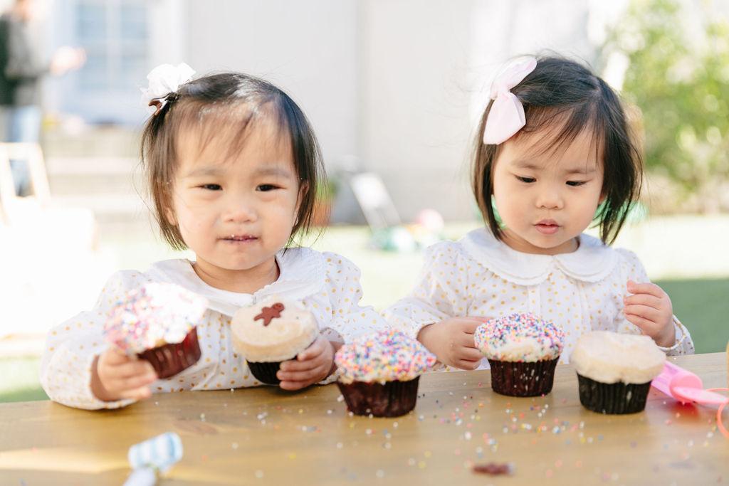 Twins Turn Two