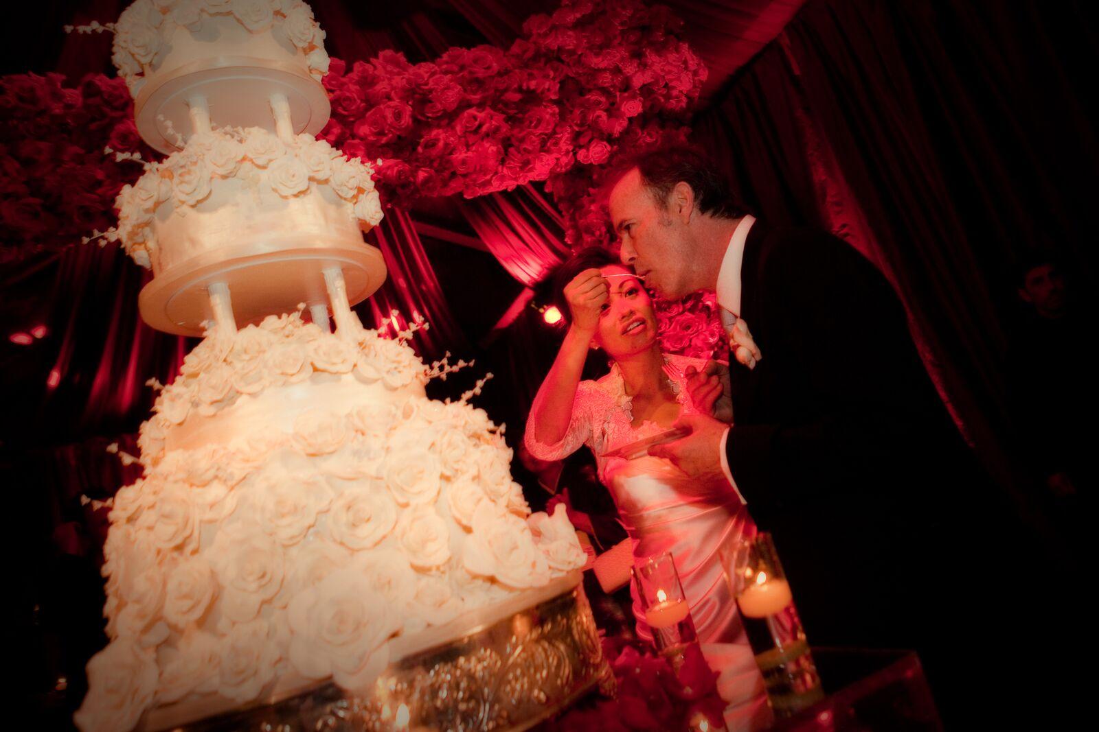 Intimate Beverly Hills Wedding