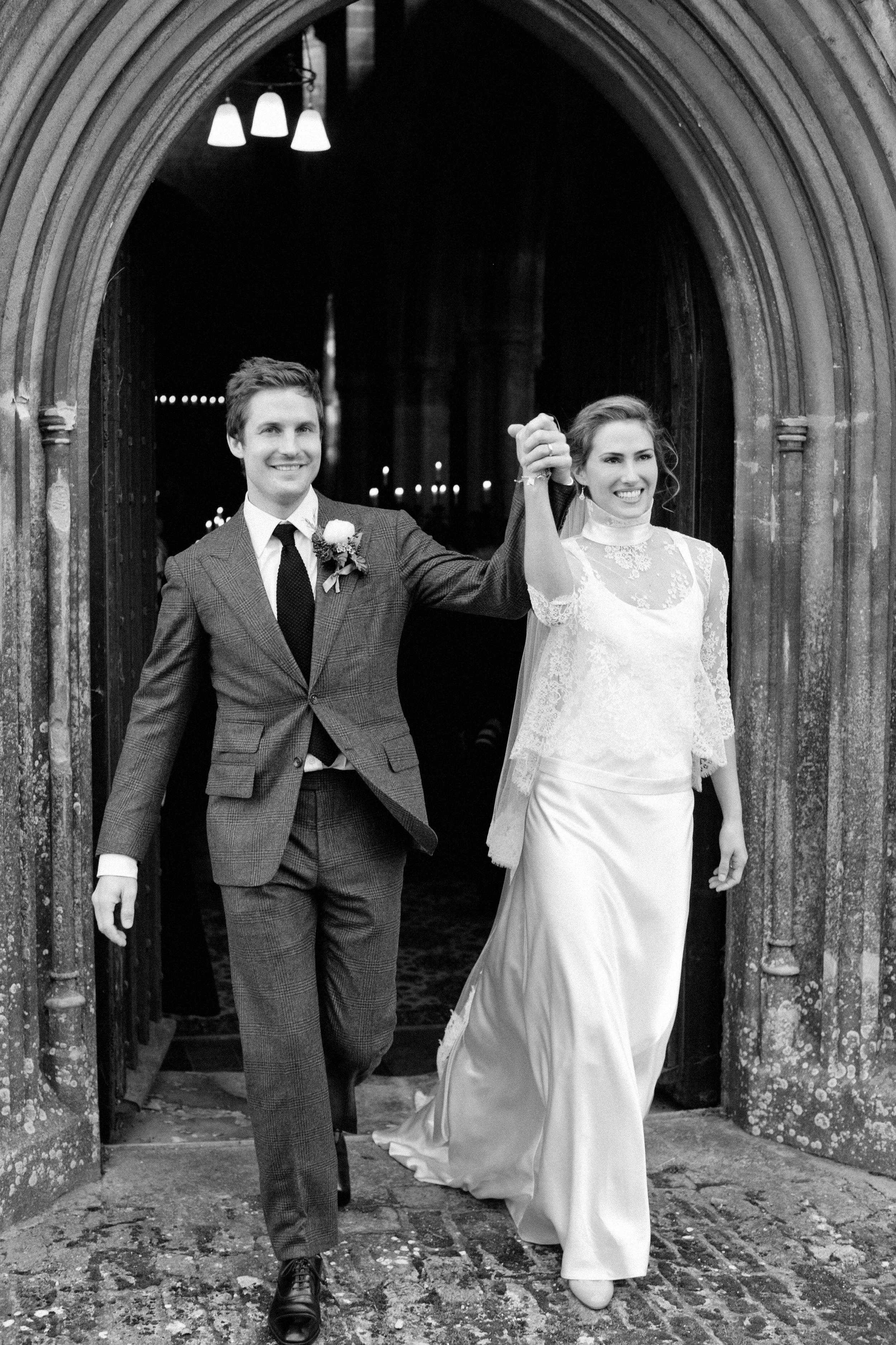 Babbington House Winter Wedding