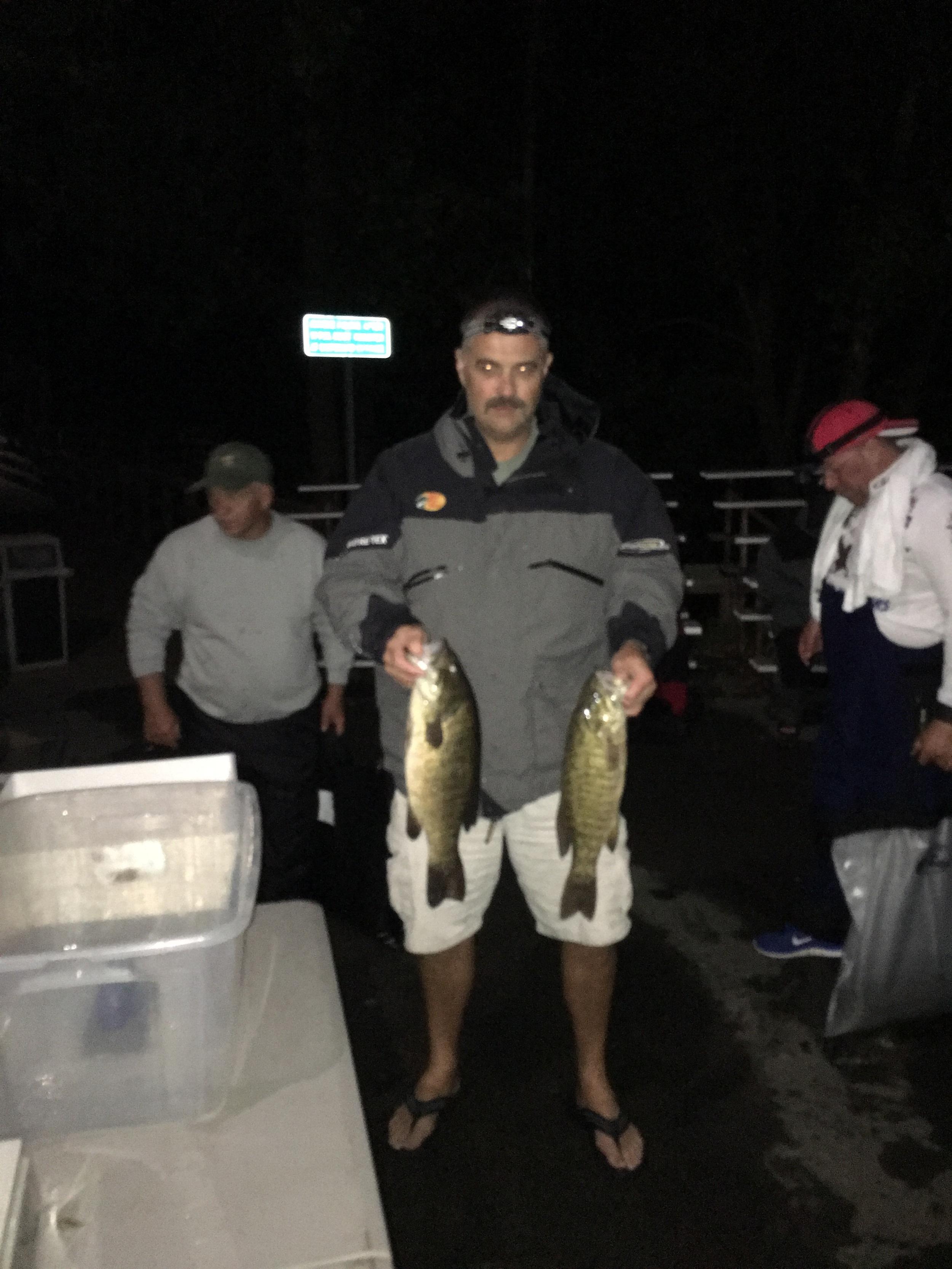 Mike Vandyke - 8.72 lbs.