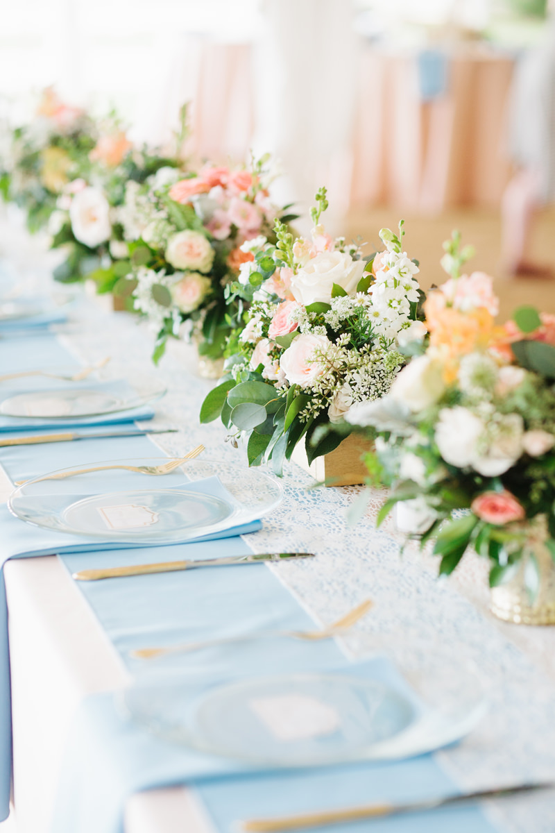 Table Runner Wedding Ideas