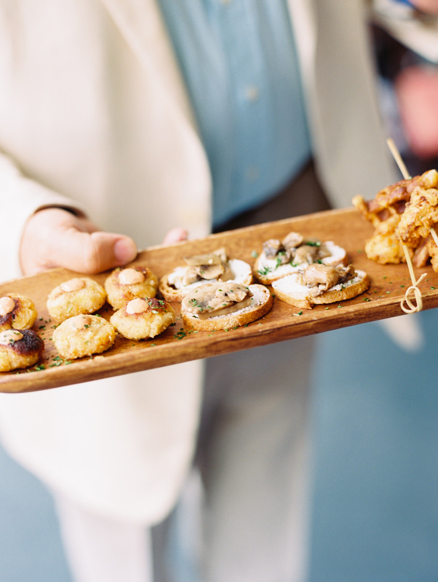 Southern Wedding Hors D'oeuvres