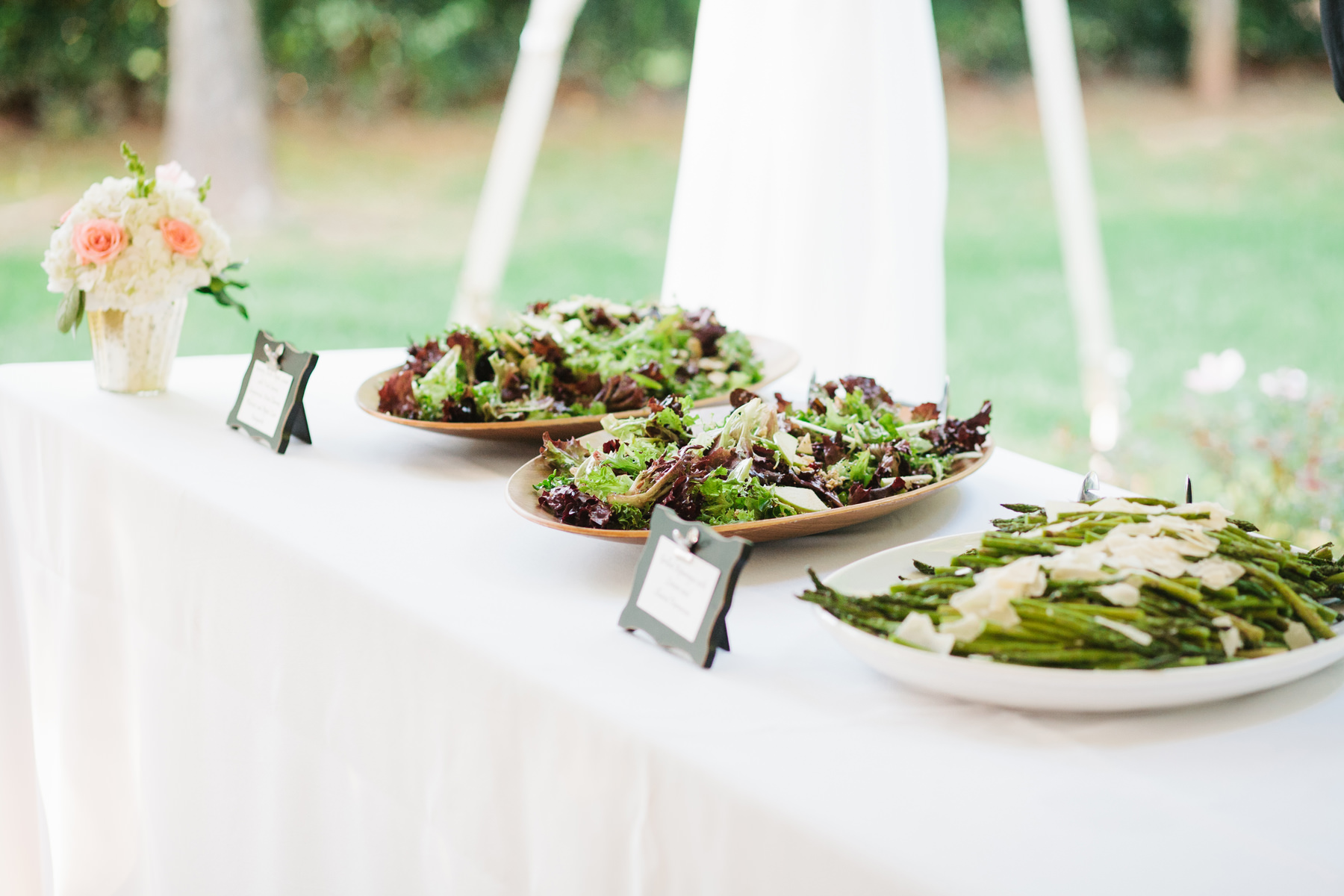 Wedding Food Table Ideas