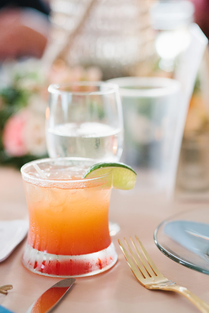 Wedding Signature Drink Ideas