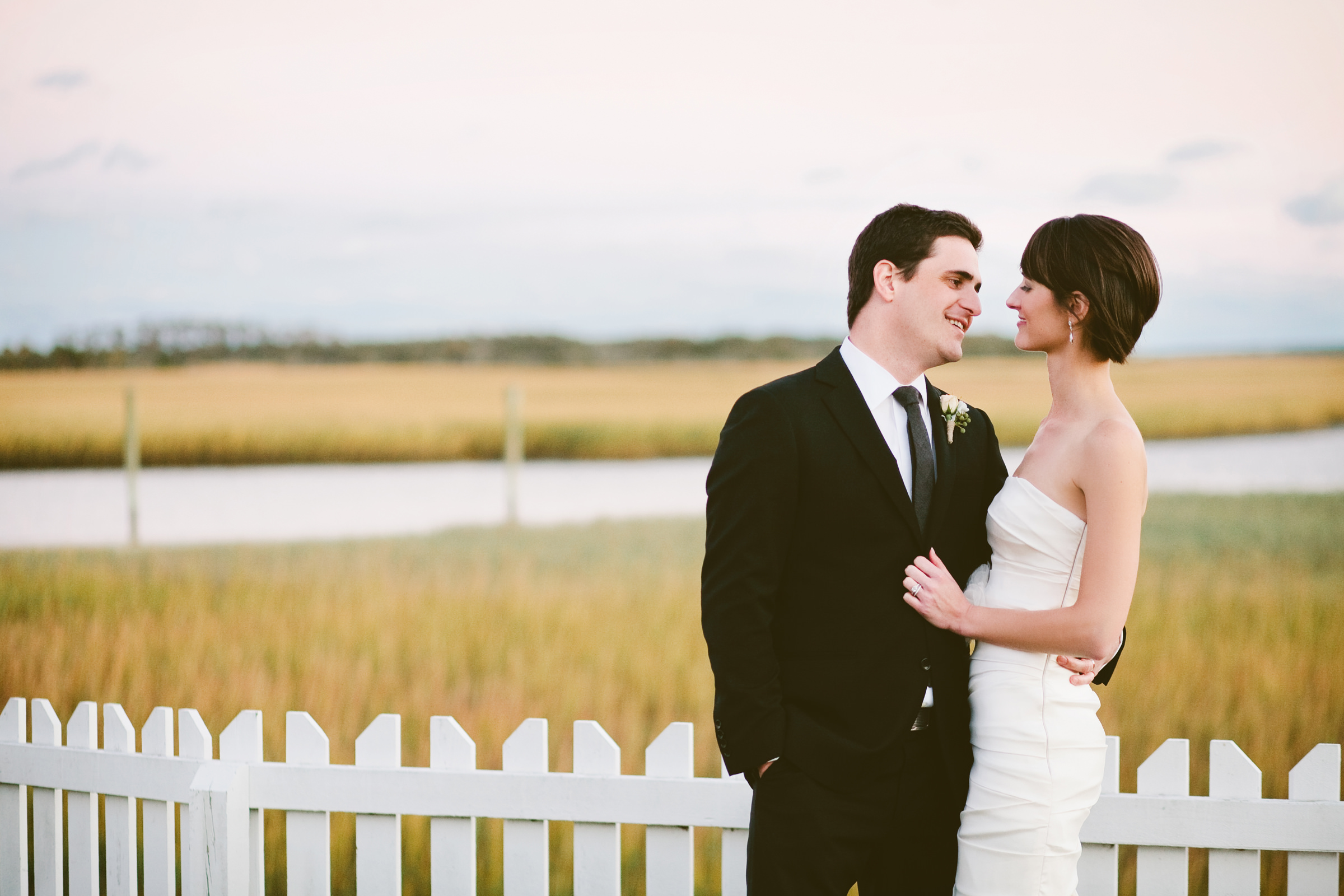 Bald Head Island NC Wedding