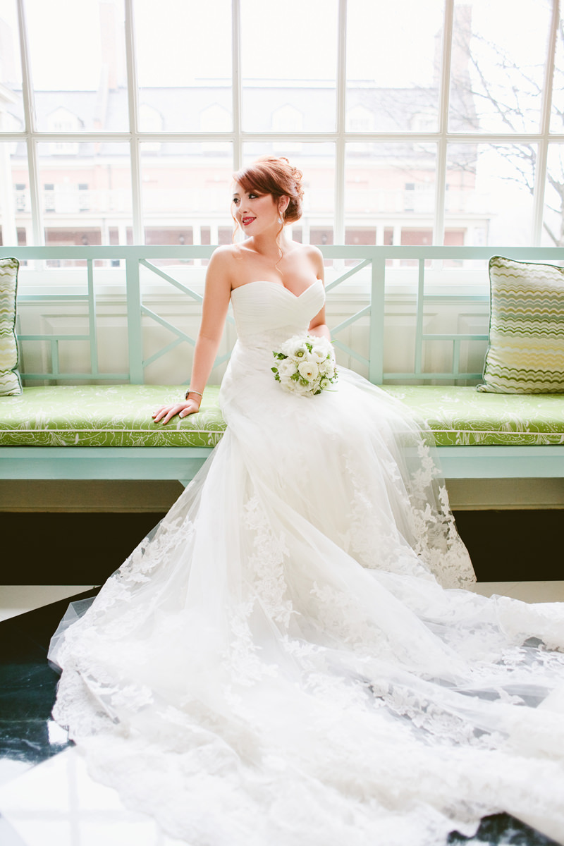 Carolina Inn Bridal Session, Chapel Hill NC