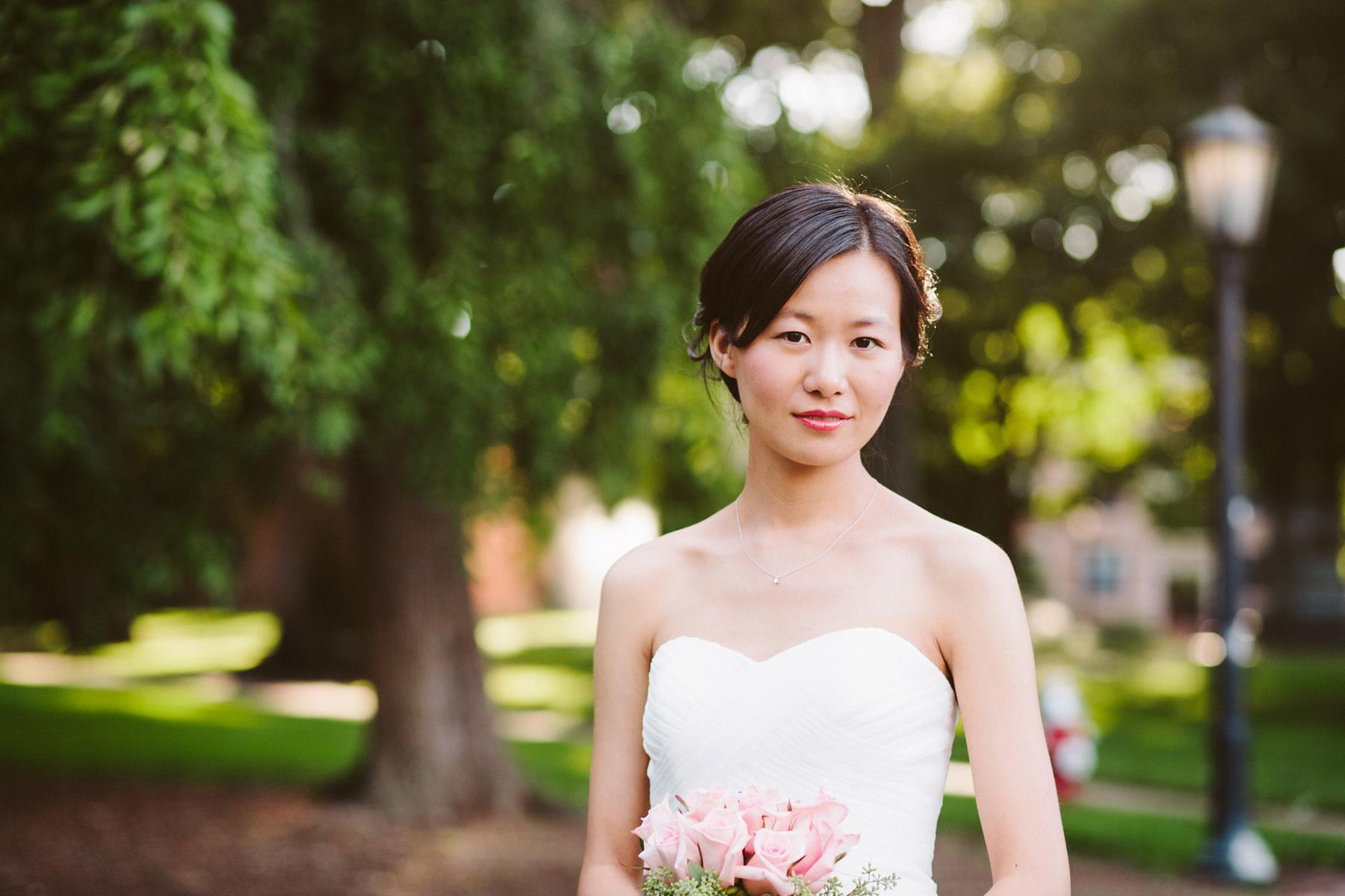 UNC Chapel Hill Bridal Session, NC