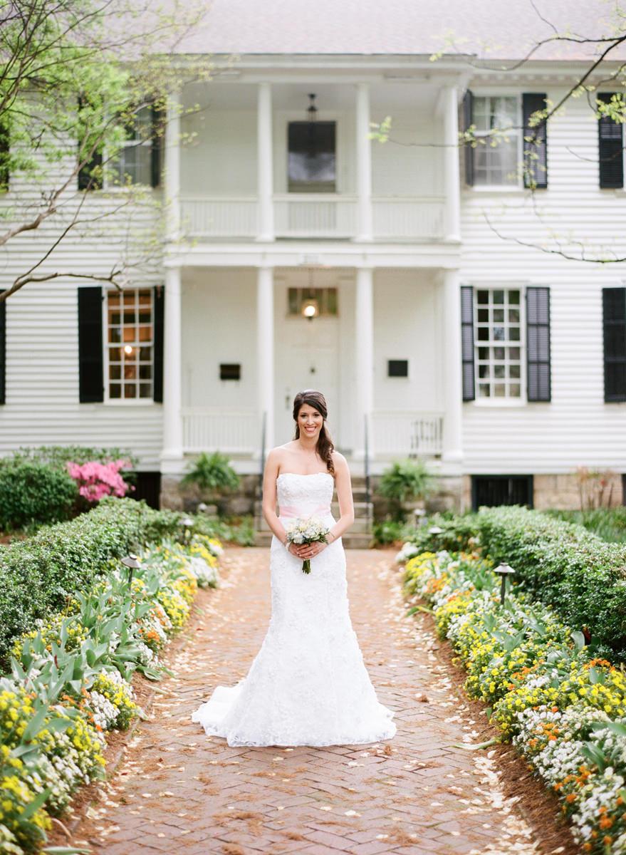 Haywood Hall Bridal Session, Raleigh NC