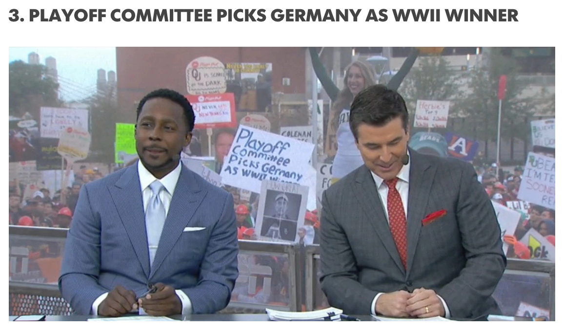 #3 in best GameDay signs of 2015