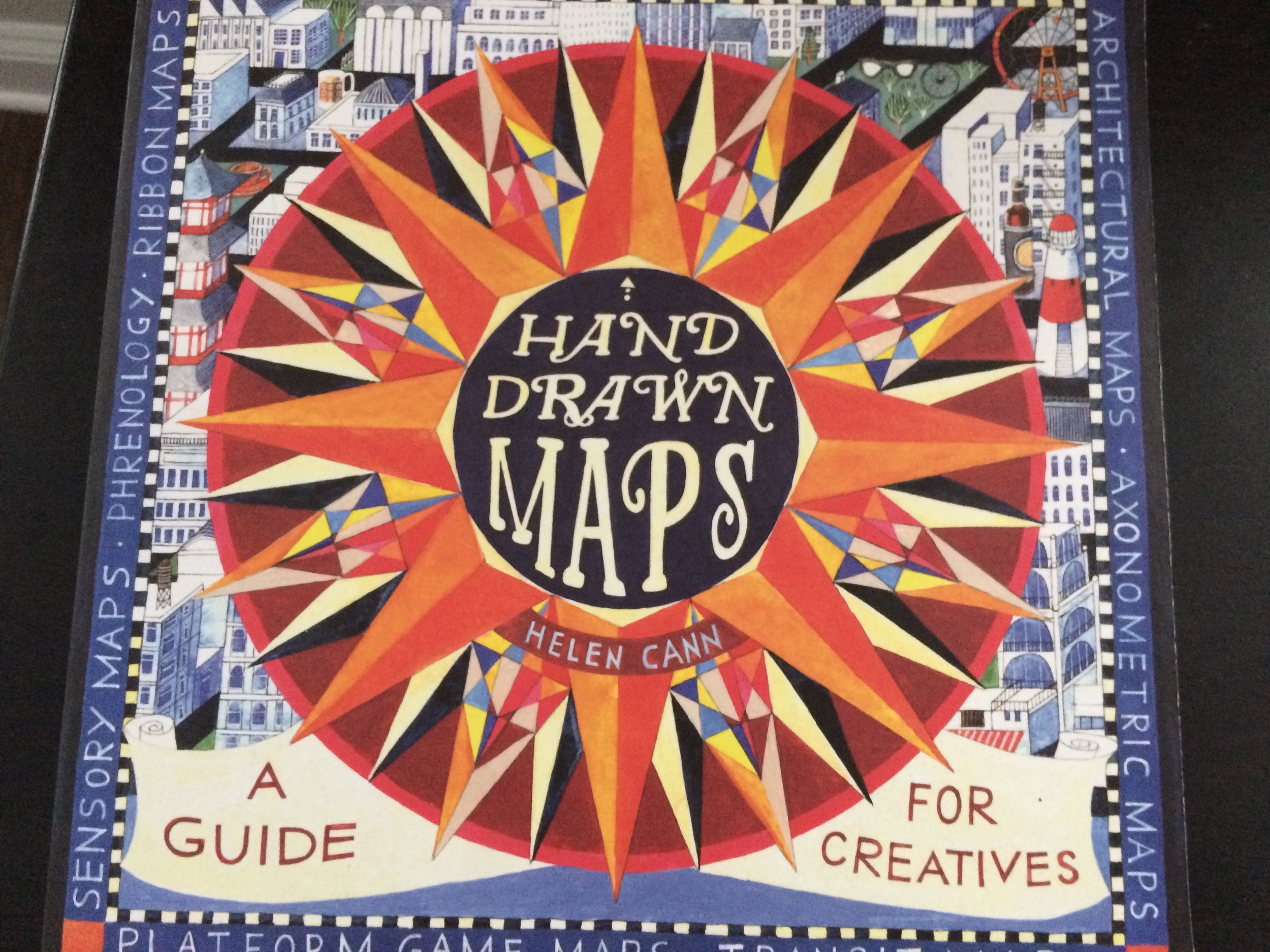 - This book is a beautiful compilation of maps and hard to put down. Very enjoyable to skim and appreciate the illustrations on a rainy day or Summer afternoon.