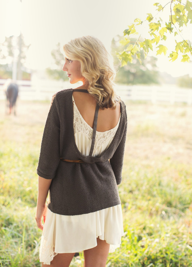 This top can be purchase from Single Thread Boutique  here!