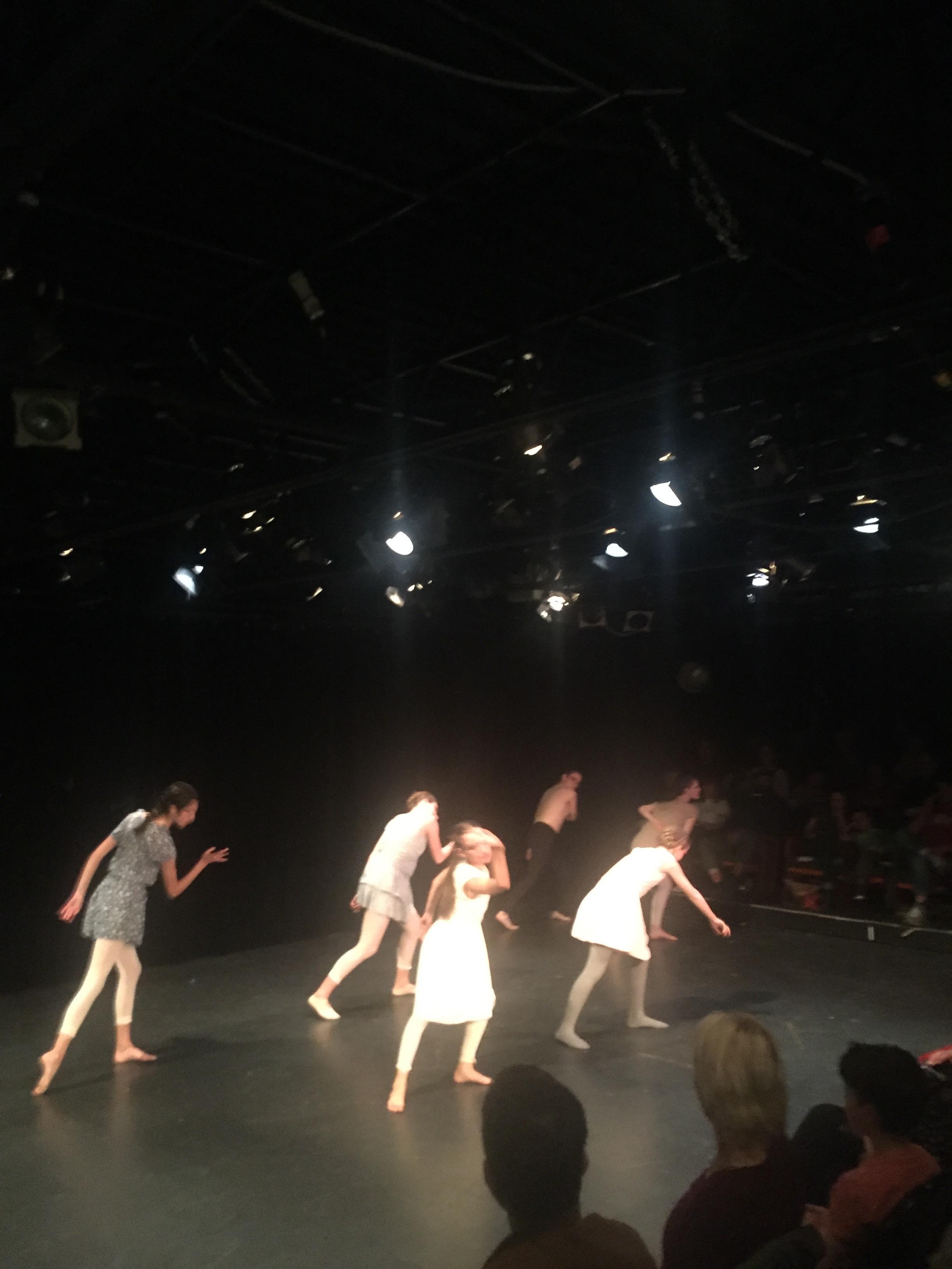 Performance Program - teen/ados