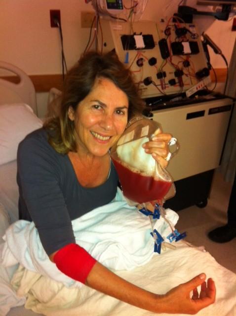 Elizabeth and stem cells