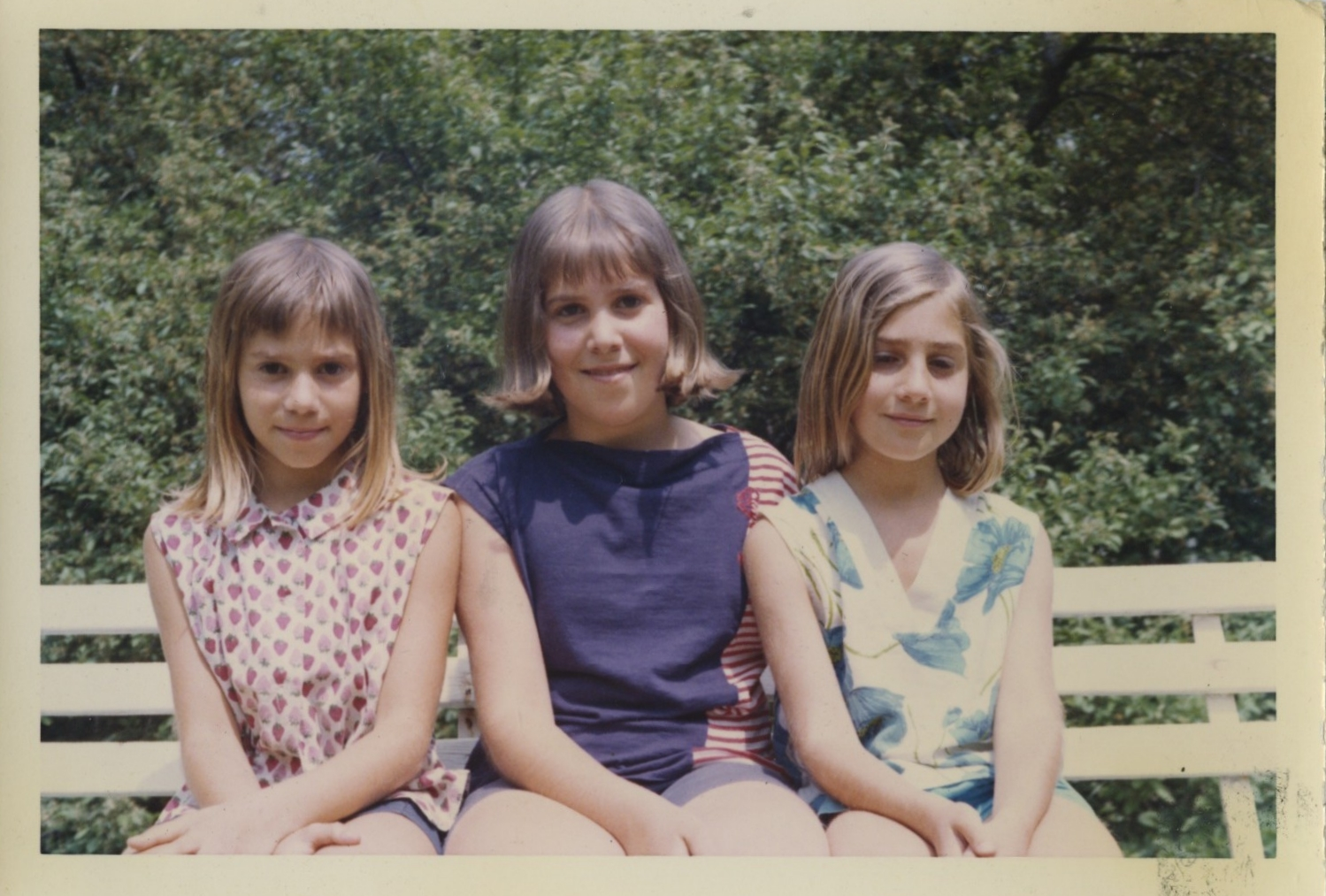 Maggie, Liz and Joanne