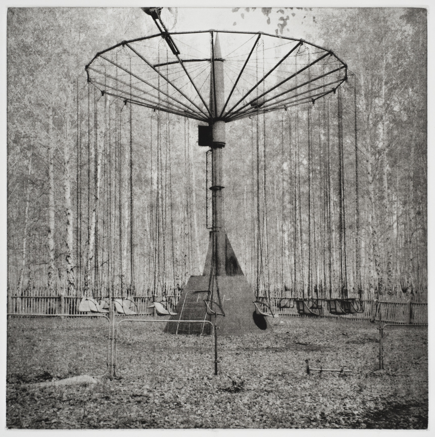 Stefan Kirkeby |  Carousel- Russia