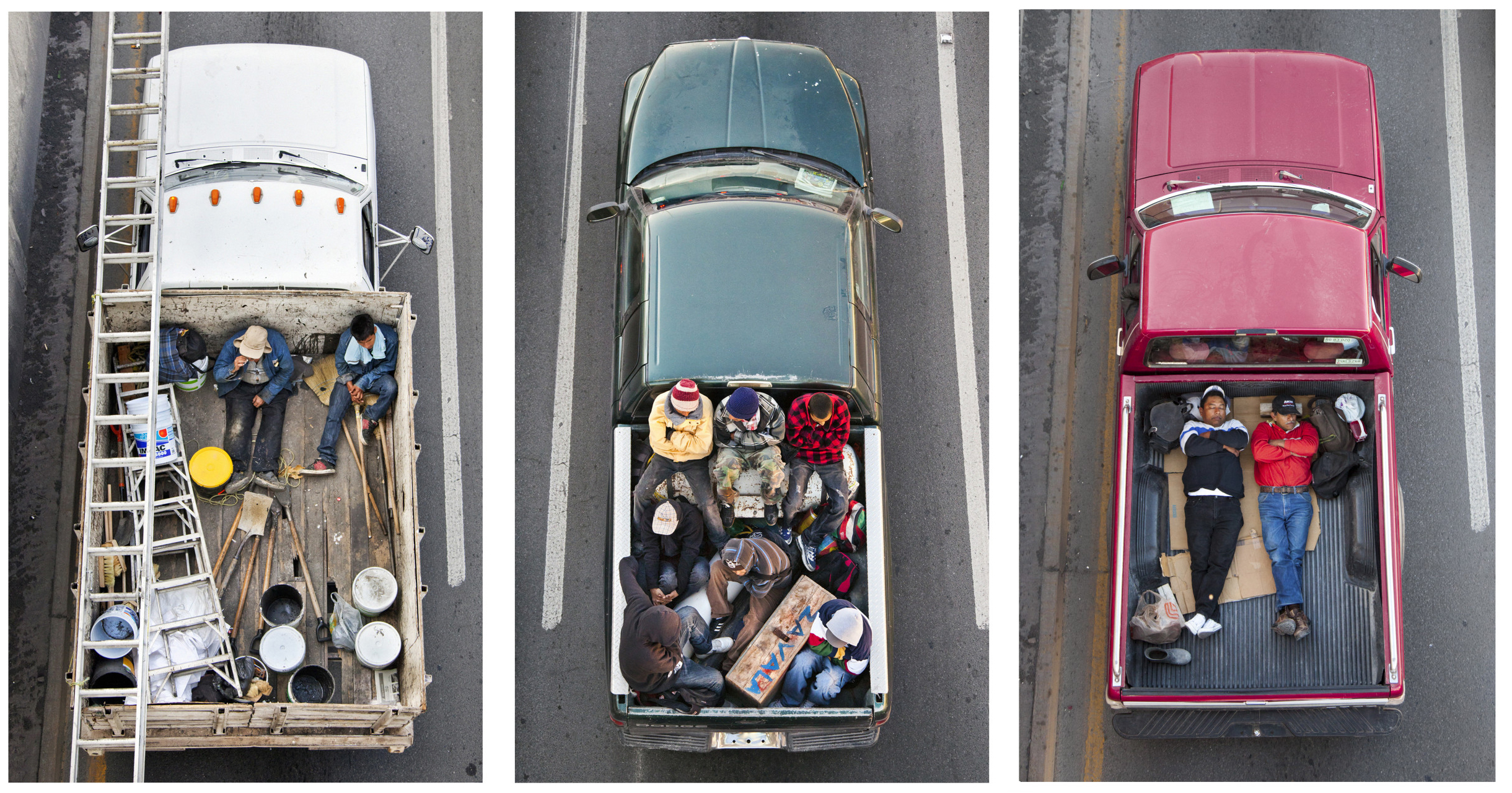 ©   Alejandro Cartagena   Carpoolers  , 2014