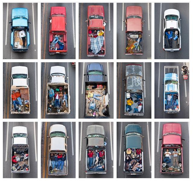 © Alejandro Cartagena   from Carpoolers