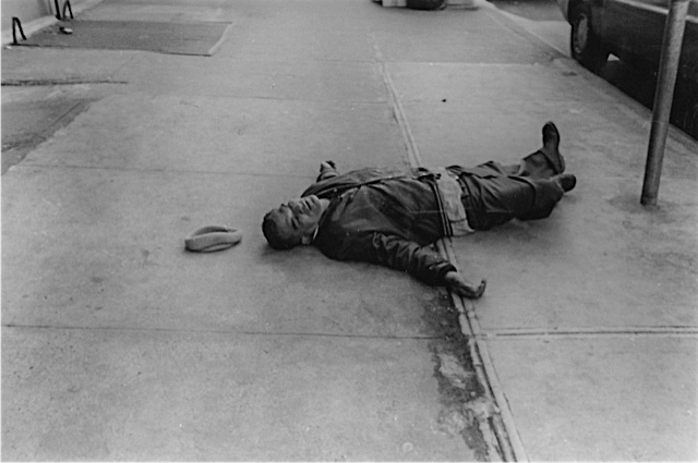 ©Ed Grazda      from Mean Streets,NYC 1970-1985
