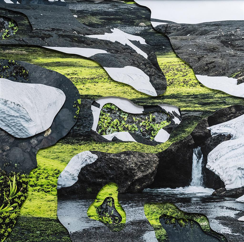 ©  Charlotta María Hauksdóttir   Topography Study XII
