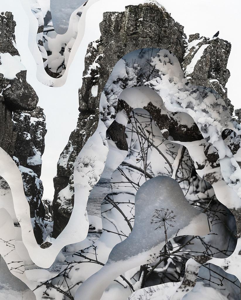 ©  Charlotta María Hauksdóttir   Topography Study XIX