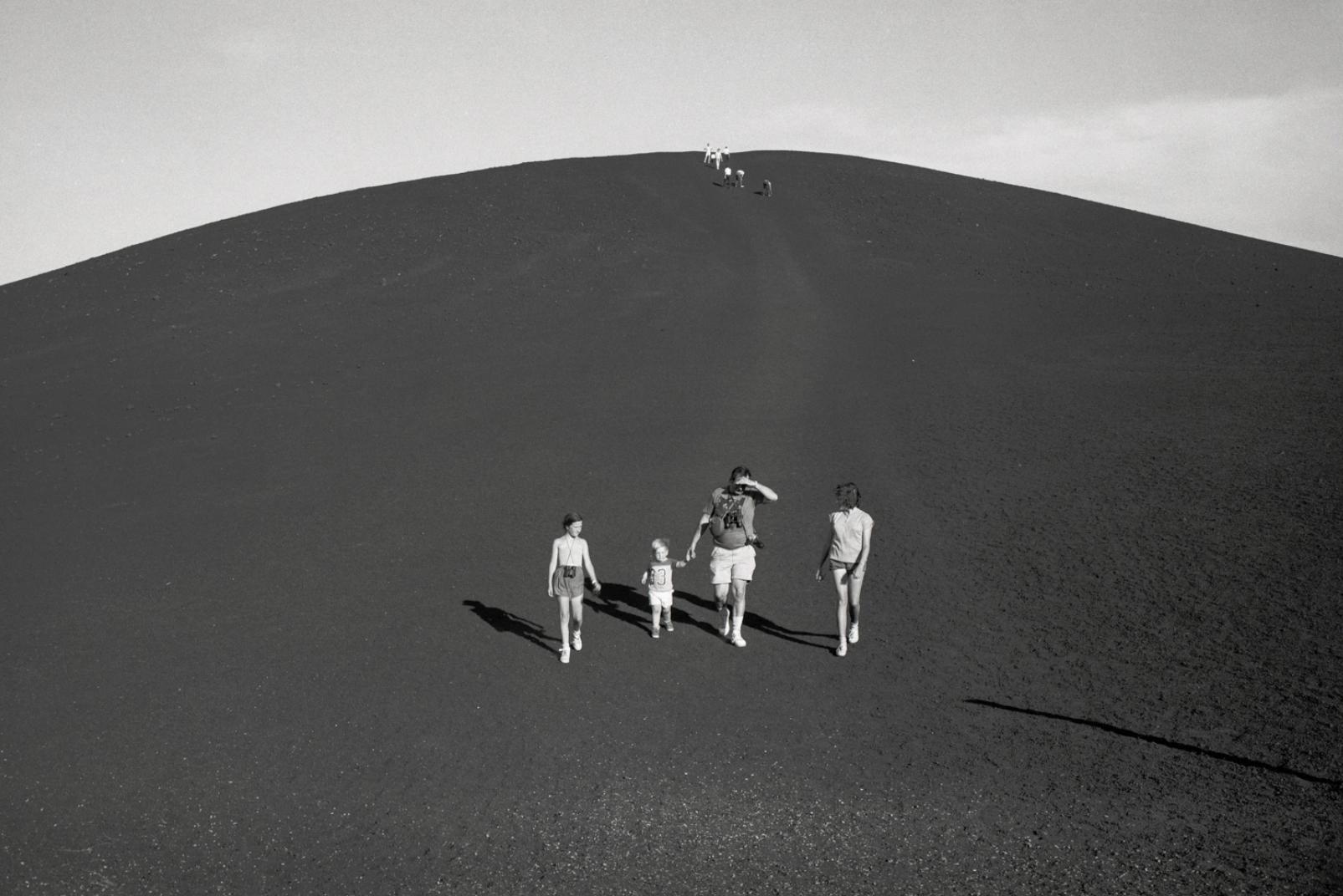 © Ingeborg Gerdes  Craters of the Moon, Idaho