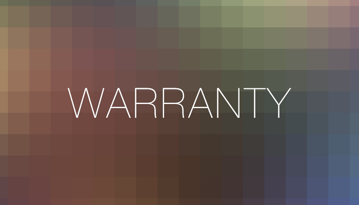 View our exhibit warranty.
