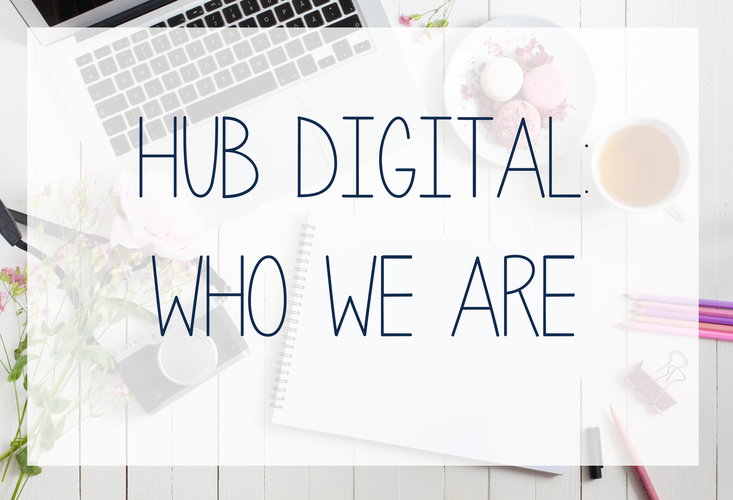 Who Hub Digital is and who we help throughout Rhode Island.