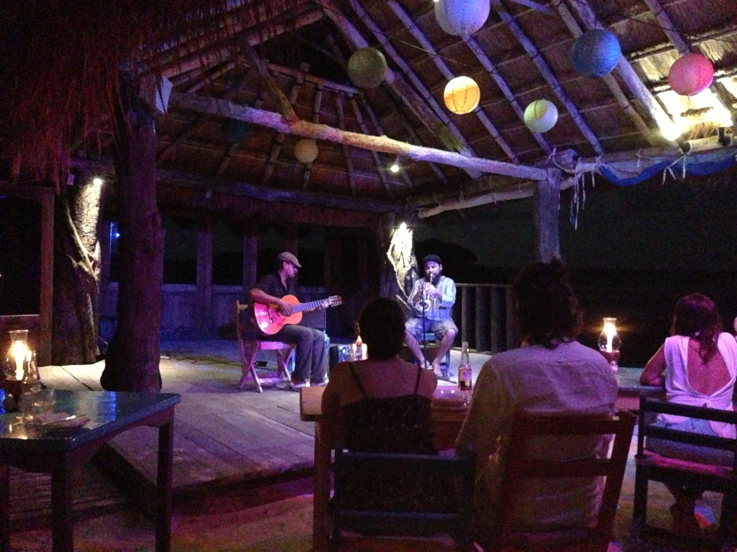 Music at Zamas
