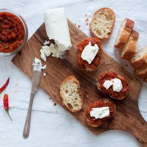 Lutenitsa–Pepper Tomato Spread