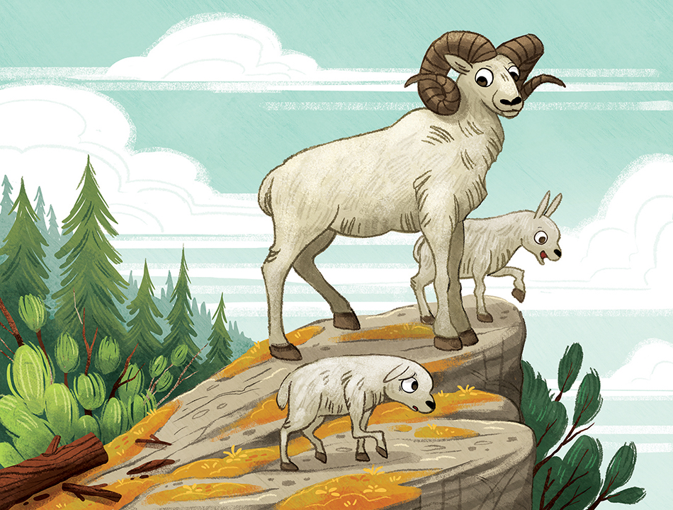 web_Goats_Animals_Forest_Rock_Family.jpg