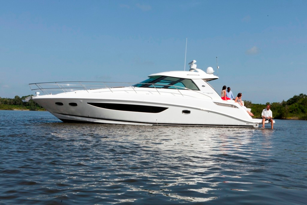 2014 Sea Ray 450 Sundancer