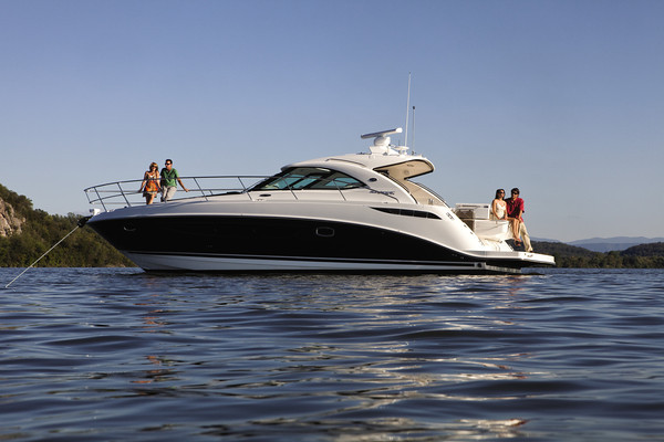 SEA RAY SUNDANCER 410, 2014. 41ft. Price $ 589.000.-