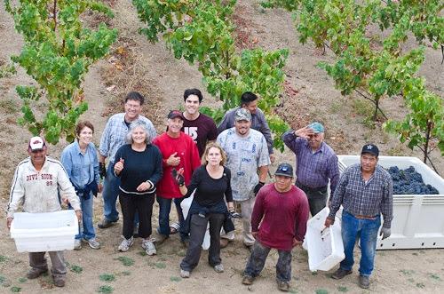 Family & Friends Harvest