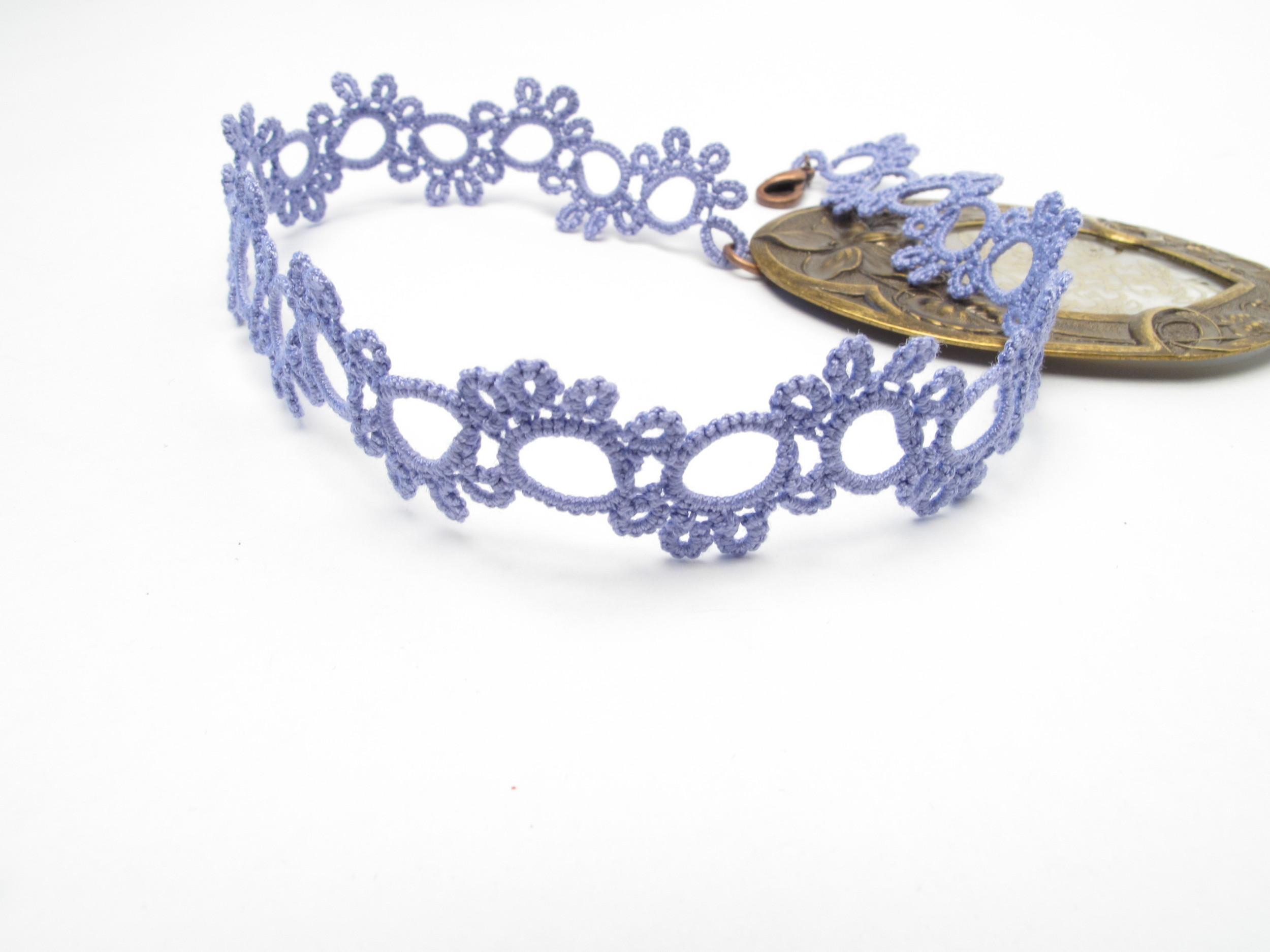 Tatted Lace Bracelets