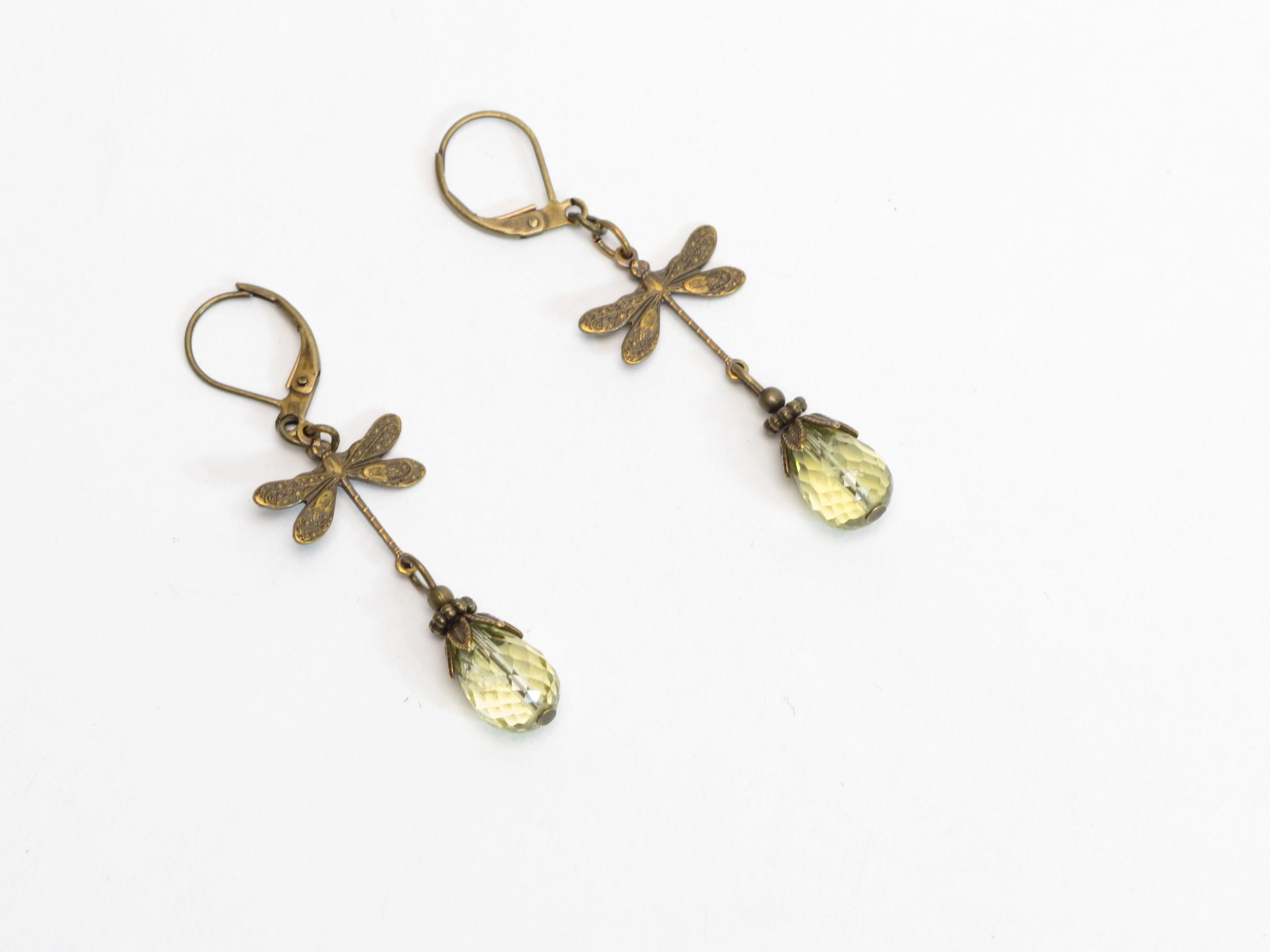 Metal Base Jewelry-Earrings