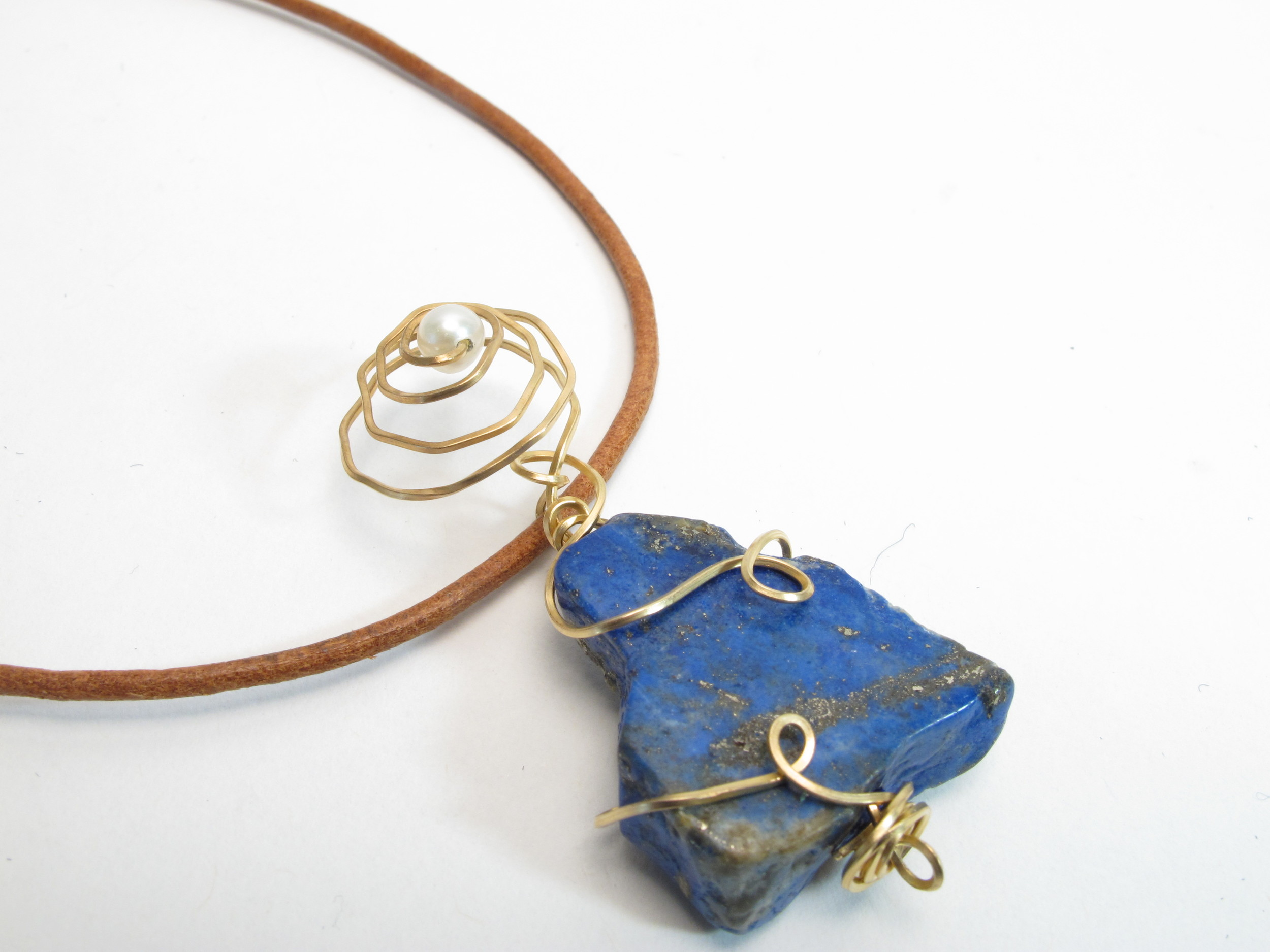 Wire Wrapped & Wire Crochet Jewelry