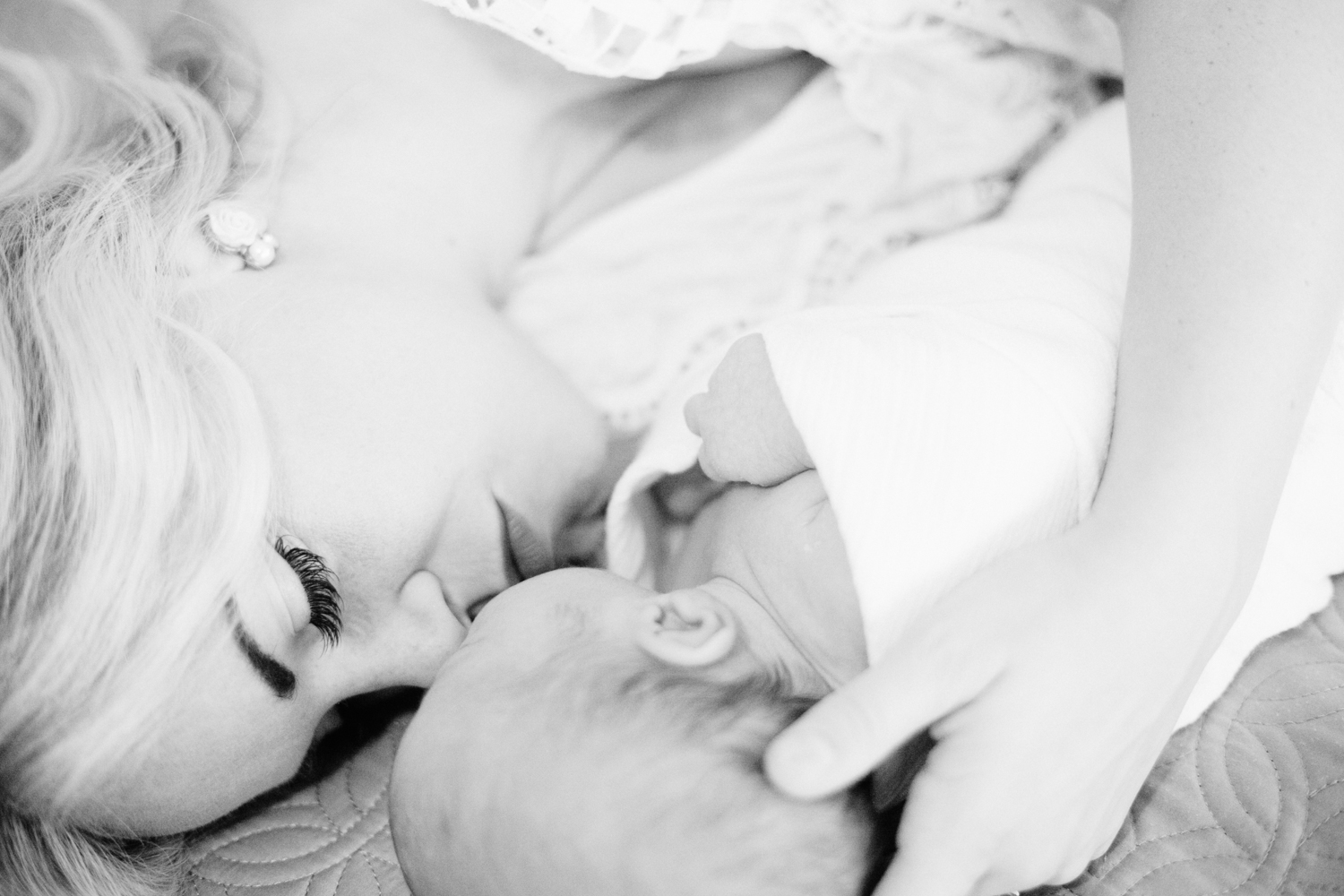 baby lux | christine olson photography