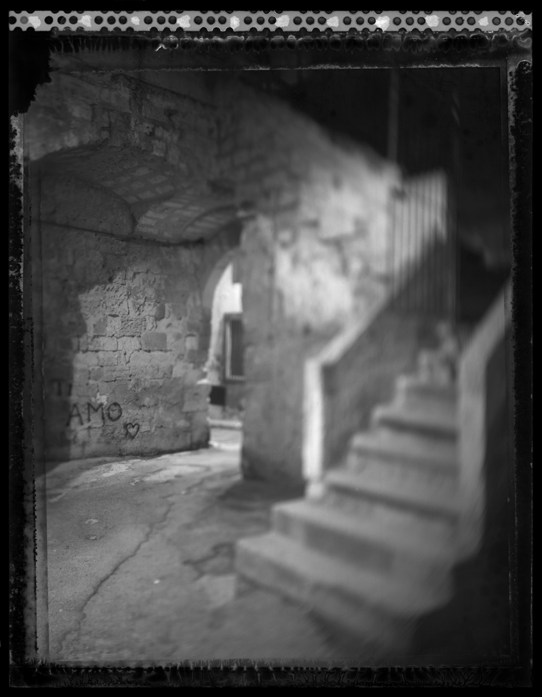 Vieolo di Castello, Volterra, Italia. | Vieolo of the Castle. Volterra, Italy.