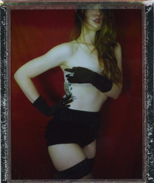 Model:   Kara Boudjan