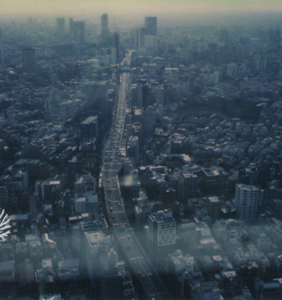 """Tokyo from Above"" by Elizabeth Carter 