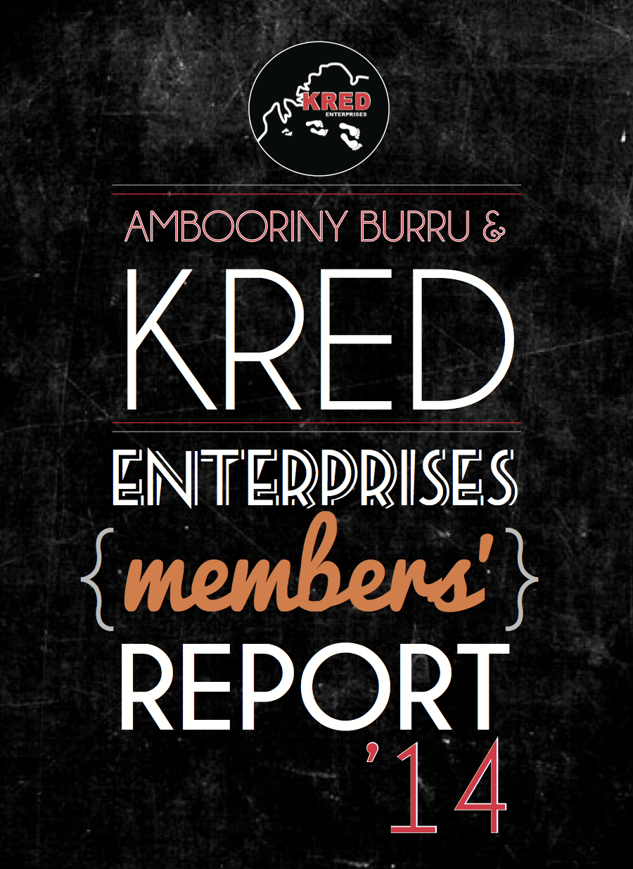 Members' Report Cover