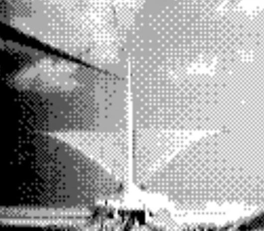 @8bitMKE  - Milwaukee Art Museum, Calatrava