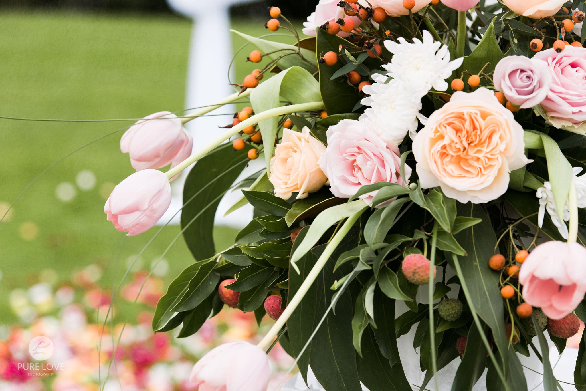 bloom art wedding flowers