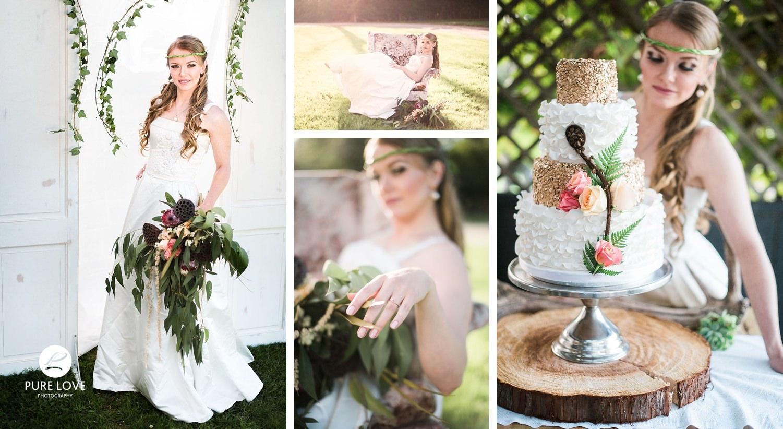 Rotorua Bride at Agrodome