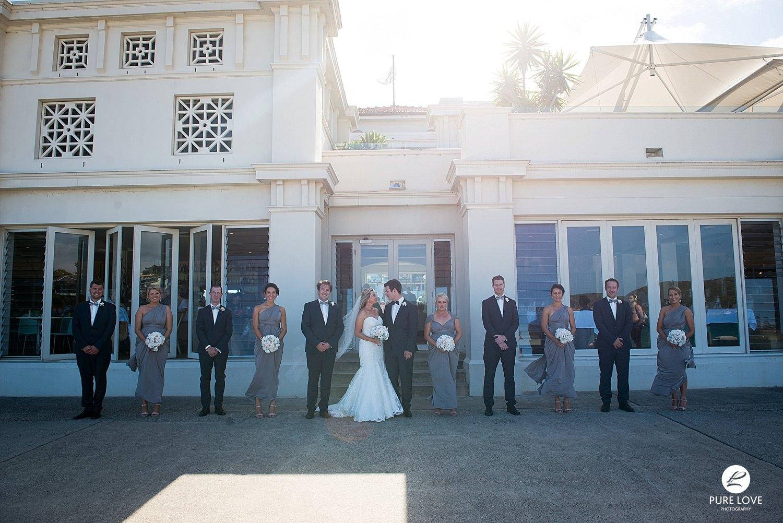 Bridal Party Location Photos