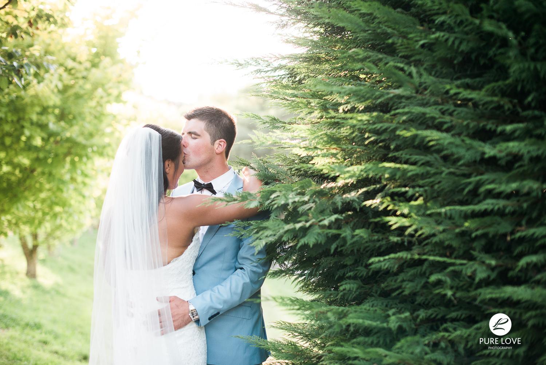 Rotorua farm rustic wedding