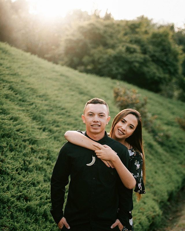 Savisa & Jade - a beautiful couple from Auckland who love exploring new places.😍 Engagement Session at Tihiotonga Centennial Park, Rotorua. ❤️Make up by wonderful Staci Edwards - Makeup Artist❤️ #tihiotonga #rotorua #rotoruaengagementsession #rotoruaengagementphotographer #rotoruaphotographer #rotoruaweddingphotographer #engagement #nzphorogapher #engagedcouple #staciedwards #sunsetengagementphotos #romanticphotos